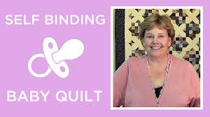 What Is A Coverlet Used For The Self Binding Baby Blanket Youtube