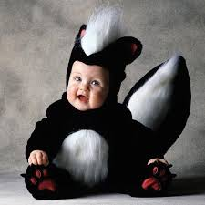Infant Elephant Halloween Costumes Cute Baby Halloween Costumes 25 Skunk Costume Ideas