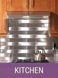 stainless steel tiles for kitchen backsplash stainless steel tile kitchen bathroom tile