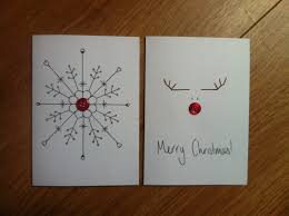 button craft christmas cards deco pinterest button crafts
