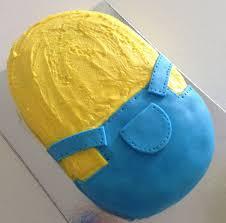 minion birthday cakes how to make a minion birthday cake