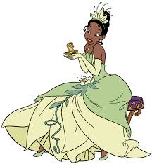Tiana Princess And The Frog The Princess And The Frog Clip Art Princess And The Frog Princess