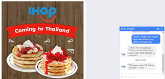 ihop says opening at siam paragon on april 16 western food in