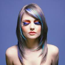 how to dye your dark hair with food coloring onehowto