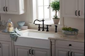 kitchen faucets for granite countertops mesmerizing rohl country kitchen faucet with side spray and white