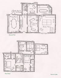 Georgian Mansion Floor Plans Site Plan U2013 Coulscott House
