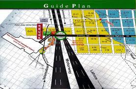 Islamabad Map Pakistan Employees Cooperative Housing Society Islamabad