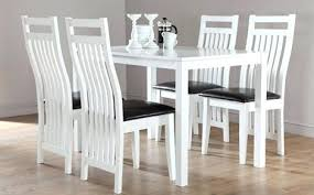 Dining Room Chairs And Tables White Dining Table And Chairs Gorgeous White Dining Room Furniture