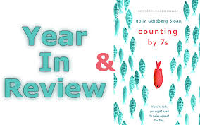 Counting By 7s Book Report Year In Review And Counting By 7s Goldberg Sloan Book Review