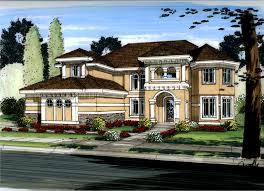 mediterranean home plans santorini mediterranean home plan 123d 0008 house plans and more