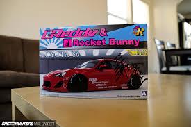 custom subaru brz rocket bunny build a rocket bunny for your desk speedhunters