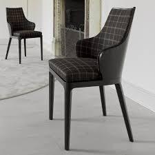 sedie per sala pranzo sedia imbottita per sala da pranzo odette arredaclick