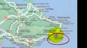 Hawaii On The Map Maps Of Oahu Hawaii Youtube