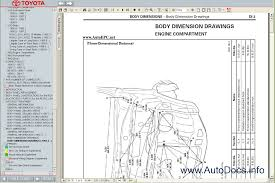 toyota hiace s b v 1995 2011 service manual repair manual order