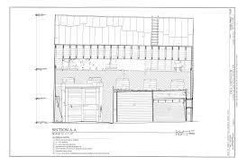 Ymca Floor Plan by File Section Ymca Gymnasium 475 State Street Skagway Skagway