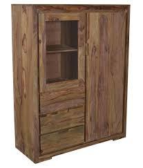 Wooden Furniture Design Almirah Shekhawati Solid Wood 2 Door Almirah Buy Online At Best Price In