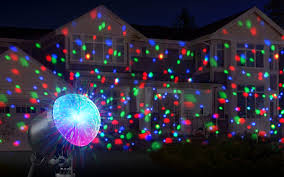 insta lights multi color indoor outdoor projected led light