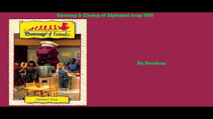 Opening Closing To Barney U0026 by Barney Alphabet Soup Vhs Opening U0026 Closing Youtube