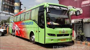 volvo truck price in india southern travels volvo 9400 b9r bus at tirupati andhra pradesh
