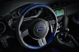 subaru leone interior 2015 subaru brz series blue special edition trim revealed