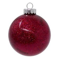 embellishing an ornament with resin and glitter beading