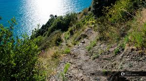 Cinque Terre Italy Map Conditions Of Trails And Map