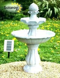 solar fountains with lights solar garden fountains solar backyard fountains solar garden