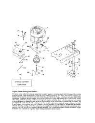 craftsman lawn tractor parts model 917250830 sears partsdirect