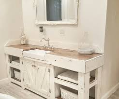 bathroom sinks and faucets ideas unlimited farm style bathroom sink cottage farmhouse vanity