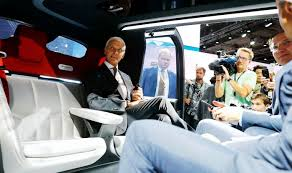 volkswagen to launch level 5 autonomous fleets by 2021