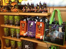 disney parks halloween merchandise for 2012 video