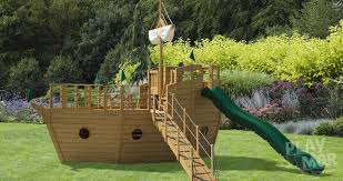 Our Big Backyard by The 910 Ship U0027s Ahoy Wooden Play Set This Beautiful Big Backyard