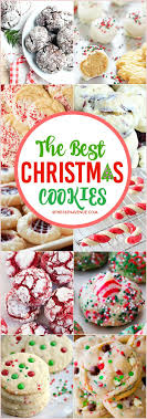 for christmas best 25 christmas recipes ideas on christmas baking