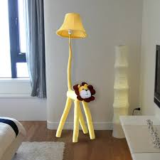 funny gift floor stand lamps bedroom decoration lighting cloth