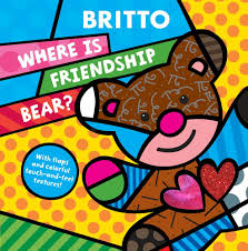 britto garden amazon com where is friendship bear 9781416996231 romero