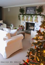 our christmas home tour driven by decor