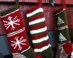knitting pattern for christmas stocking free best photos of large knitted christmas stocking pattern knit