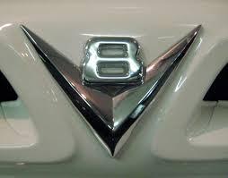 Vintage Ford Truck Grill - v emblems cartype