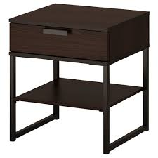 bedroom nightstand cube nightstand small black nightstand with