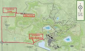 Nmsu Campus Map Find Bee Center