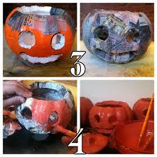 paper mache halloween crafts laura williams