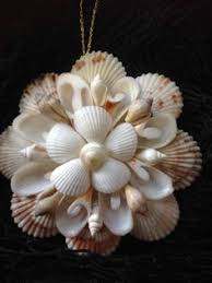 seashell ornament preserving vacation memories from