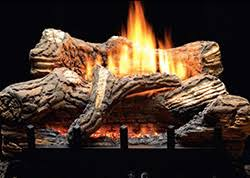 Propane Fireplace Logs by Gas Logs For Fireplaces Forklift Propane