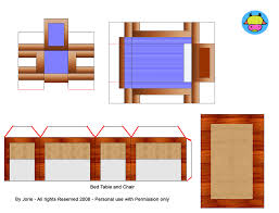 chairbed bed table and chair printable dollhouse furnitu u2026 flickr