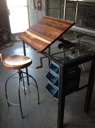 Drafting Table Arm by Crank Drafting Table Custom Design Furnishings Pinterest