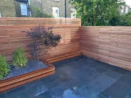 Backyard Privacy Screens by Outdoor Wood Latticework Wind Barriers And Backyard Privacy