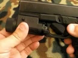 best laser light for glock 17 glock tactical light youtube