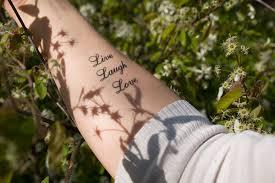 live laugh love tattoos tattooforaweek temporary tattoos largest