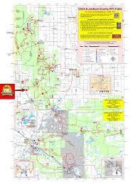 Wisconsin Atv Trail Map by Trail Map U2013 Doc U0027s Bunkhouse