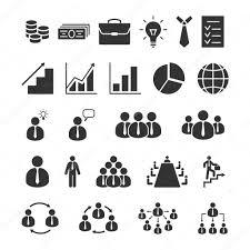 bureau des ressources humaines icônes d affaires définies bureau finances affaires gestion
